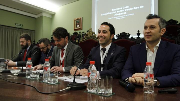 MCA Consultores representada por Rubén Vázquez y Jesús Fernández en el Congreso Fadeja 2015