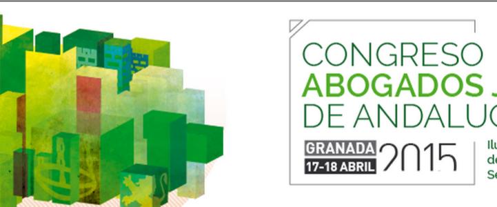 MCA Consultores en el Congreso de Abogados Jóvenes de Andalucía.