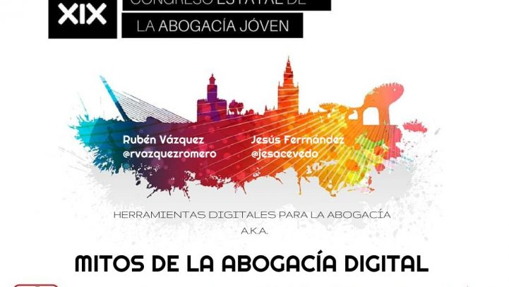 MCA presente en el Congreso Nacional de Jóvenes Abogados de Sevilla