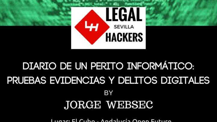 Legal Hackers Sevilla: Prueba Electrónica