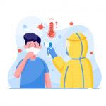 La toma de temperatura para el control de acceso de Trabajadores y Clientes